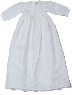 Dopklänning 582