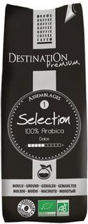 Kaffe formalet 100% arabica Ø, 250 g