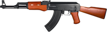 Kalashnikov AK47 Full Metal - Real Wood