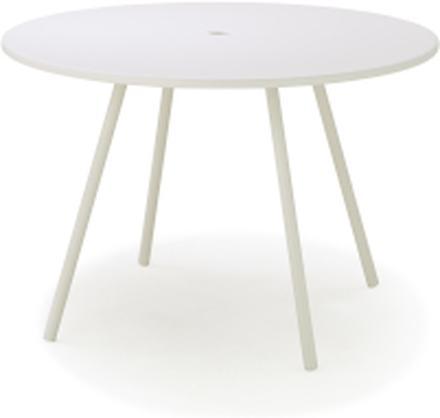 Area bord Vit 110x73 cm