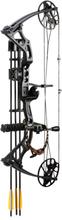 Evelox EX7 Mirage, Compund 15-70 lbs, Black