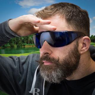 Golfboll-Hittaren