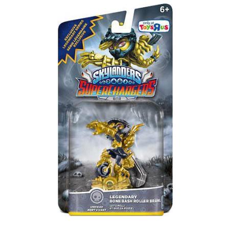 Skylanders SuperChargers Legendary Bone Bash Roller Brawl /Toys for games