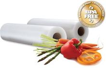 Food Saver Vakuumruller 20 cm ( 2 x 6,7 m ). 10 stk. på lager