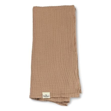 Elodie Details Bamboo Muslin Blanket Faded Rose