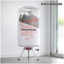 Bärbar klädtork InnovaGoods 1000 W Vit