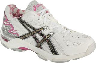 ASICS gel netburner 11 D damer netball sko