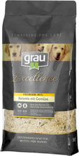 Grau Excellence Premium rismix med grøntsager - 5 kg