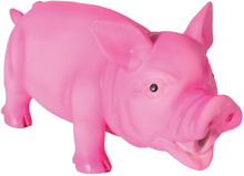 Trixie latex-gris med stemme - 1 stk. 15 cm
