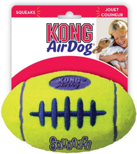 KONG Airdog Football med pipljud - Large: 19 cm x 10 cm