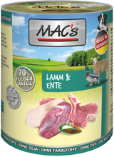MAC's Adult 6 x 400 g - Hovedkød & gulerødder