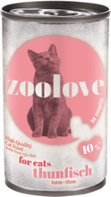 zoolove Tun - 6 x 140 g dåse