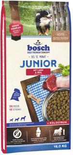 bosch Junior Lam & Ris - 15 kg