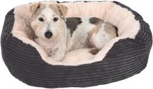 Hundeseng Cozy Cord - L 51 x B 43 x H 15