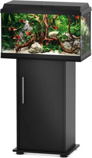 Juwel Primo 60 LED Akvarie / Skabskombination - Sort