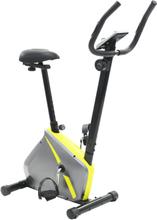 vidaXL Motionscykel magnetisk drift och pulsmätning
