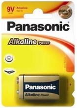 Panasonic Alkaline Power 6LR61APB/1BP - Batteri 9V - alkaliskt