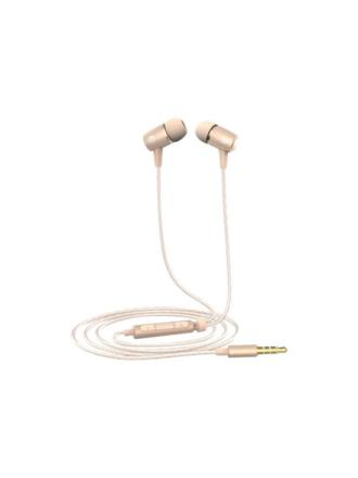 AM12 Plus In-Ear Earphones in Gold - Kulta