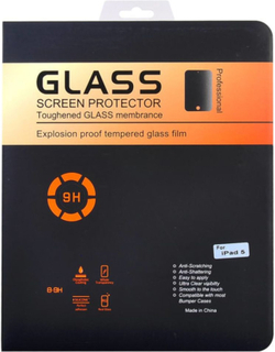 Displayskydd i härdat glas till iPad Air 1/2/gen 5/gen 6 9,7 tum
