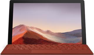 Surface Pro 7 - Platin, Intel Core i7, 16 GB, 512 GB