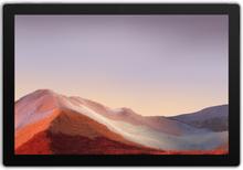 Surface Pro 7 yrityksille - Platinanvärinen, Intel Core i5, 16Gt, 256Gt