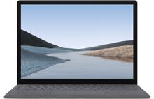 Surface Laptop 3 - 13,5 tuumaa, Platinanvärinen (Alcantara®), i5, 8 Gt, 256 Gt