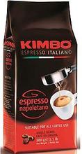 Kimbo hele hele kaffebønner - 500g.