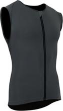IXS Flow Vest Upper Body Protective Herre grey XS/S 2020 Bryst- og Ryggbeskyttere