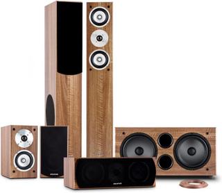 Linie-501-WN 5.1 Hemmabio Soundsystem 600W RMS