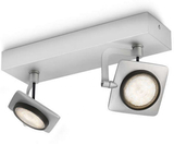 Philips myLiving LED-spotlights Millennium 2x4,5 W