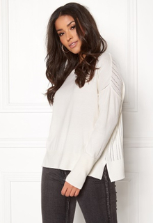 Odd Molly Miss Soft Sweater Light Chalk XS (0)