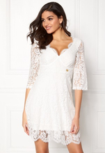 Chiara Forthi Ellix Dress - 2 White L (EU42)