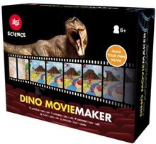 Dino Moviemaker, Alga Science