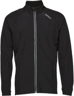 X-Vent Run Jacket-M Outerwear Sport Jackets Sort 2XU