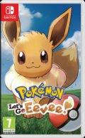 Pokemon: Let's Go, Eevee! (uk, Se, Dk, Fi) - Nintendo Switch - Gucca
