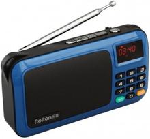 ROLTON W405 Portabel Mini Stereo FM Radio Högtalare TF Card/Aux