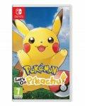Pokemon: Let's Go, Pikachu! (uk, Se, Dk, Fi) - Nintendo Switch - Gucca