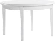 Koster matbord Vit 120 x 120 cm