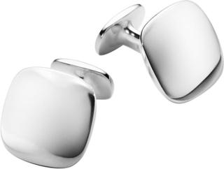Georg Jensen Men´s Classic Square Cufflink Silver