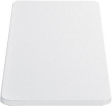 Blanco Skjærebrett til Elon, 26x53 cm, Hvit Plast