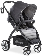 Buggy Lift Up 4, Caviar/Stone, Hauck