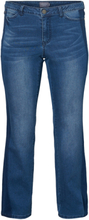 JUNAROSE Straight Fit Jeans Women Blue