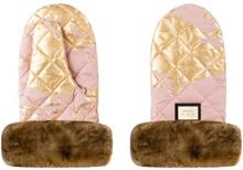 Håndmuffe, Golden Collection, Pink, Bjällra of Sweden