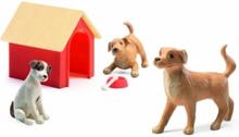 Hunder, Dukkehus, Djeco