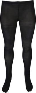 JUNAROSE 2-pak Normal Waist Tights Kvinder Sort