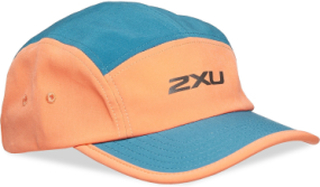 Run Ripstop Camper-U Accessories Headwear Caps Orange 2XU