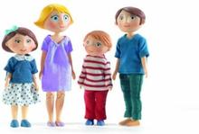 Gaspard og Romys familie, Dukkehus, Djeco