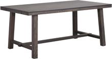 Brooklyn matbord Mörkbrun 170 x 95 cm