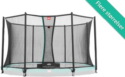 Berg Comfort sikkerhedsnet til InGround trampoliner - 380 cm