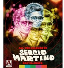 All The Colours Of Sergio Martino (Arrow Books)